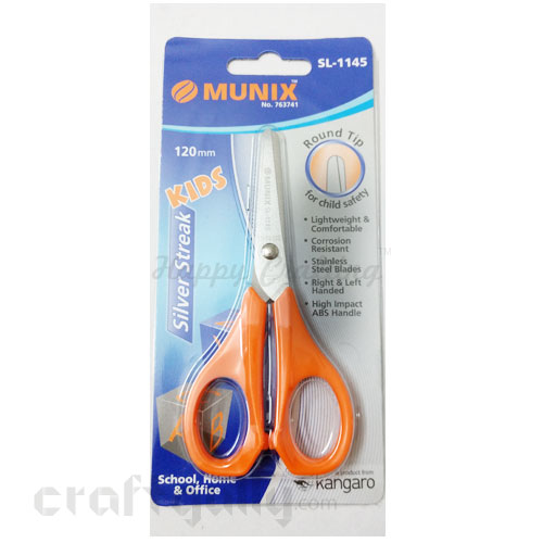 Scissors - Munix Kids SL-1145 - 120mm