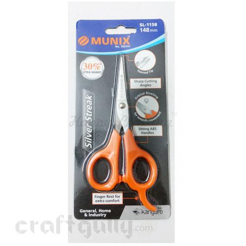 Scissors - Munix SL-1158 - 148mm