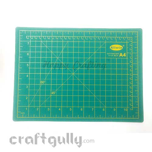 Cutting Mat A4 - 30 cm x 22cm - Double Sided