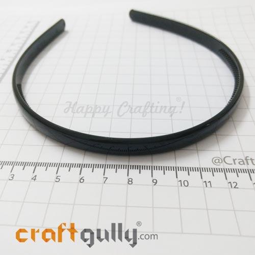 Accessories - Hair Band #1 - Black