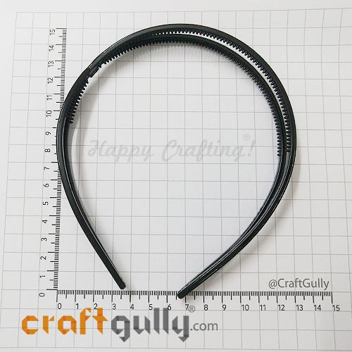 Accessories - Hair Band #2 - Black