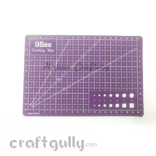 Cutting Mat A5 - 22cm x 15cm - Double Sided