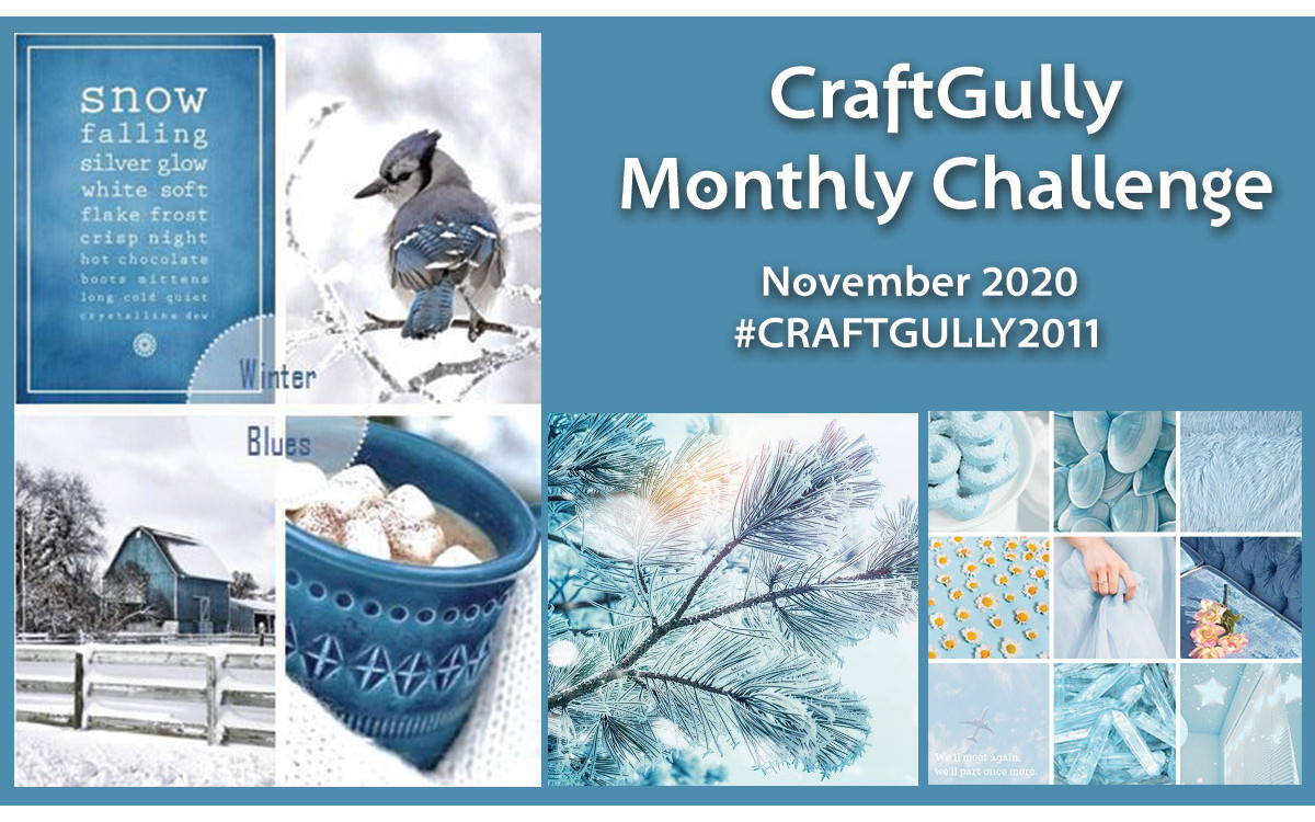 CraftGully Monthly Challenge - November 2020