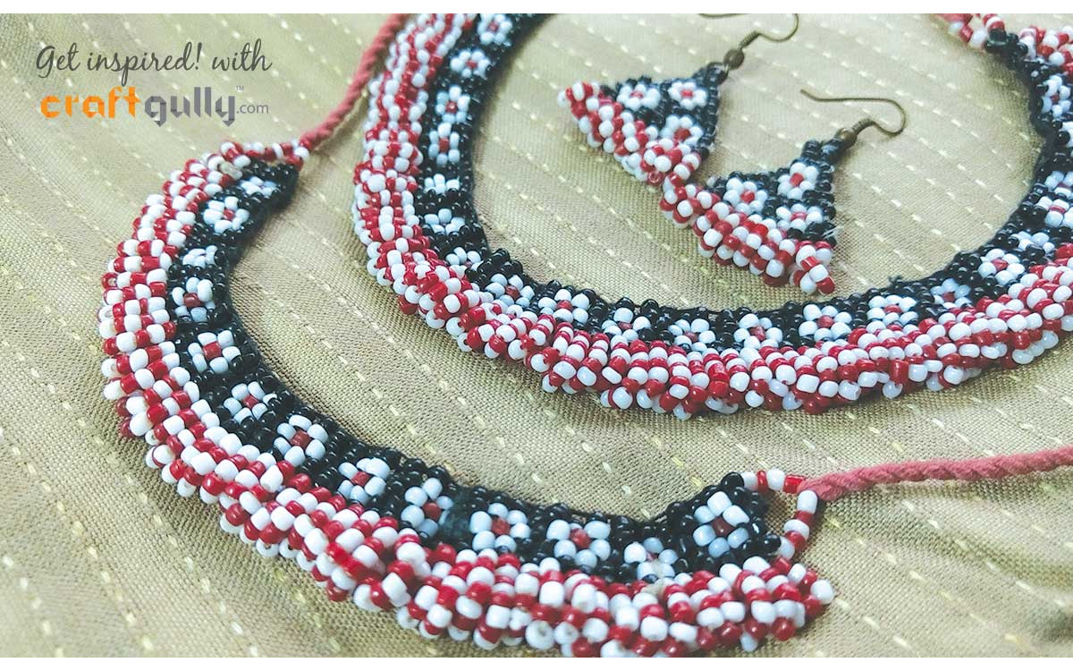 Indian Beaded Jewellery and Accessories