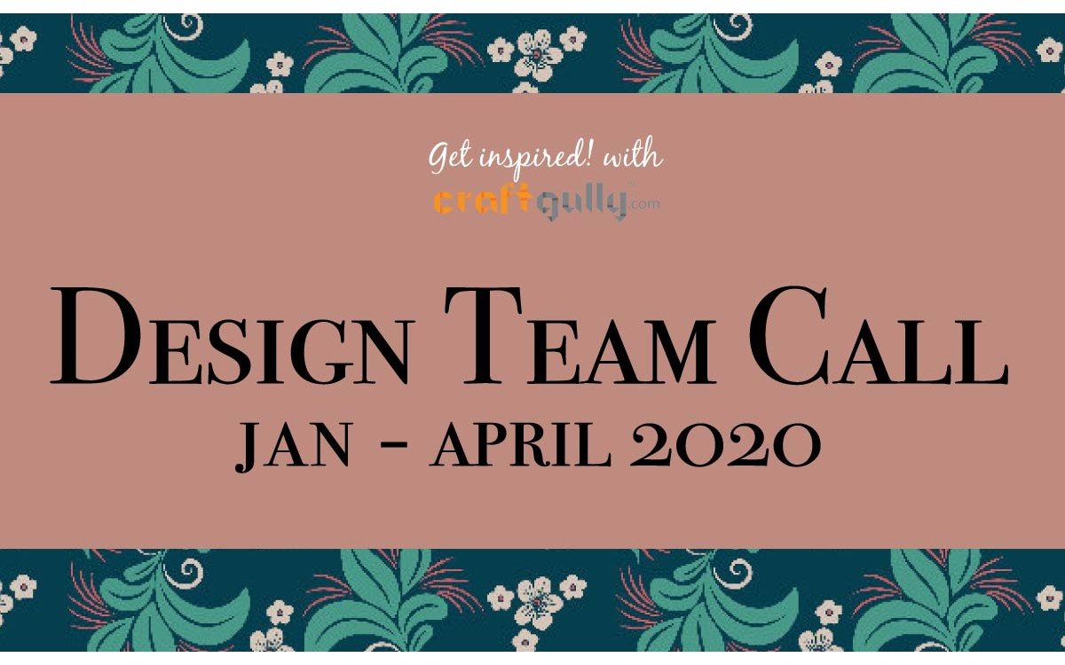 Design Team Call January - April 2020