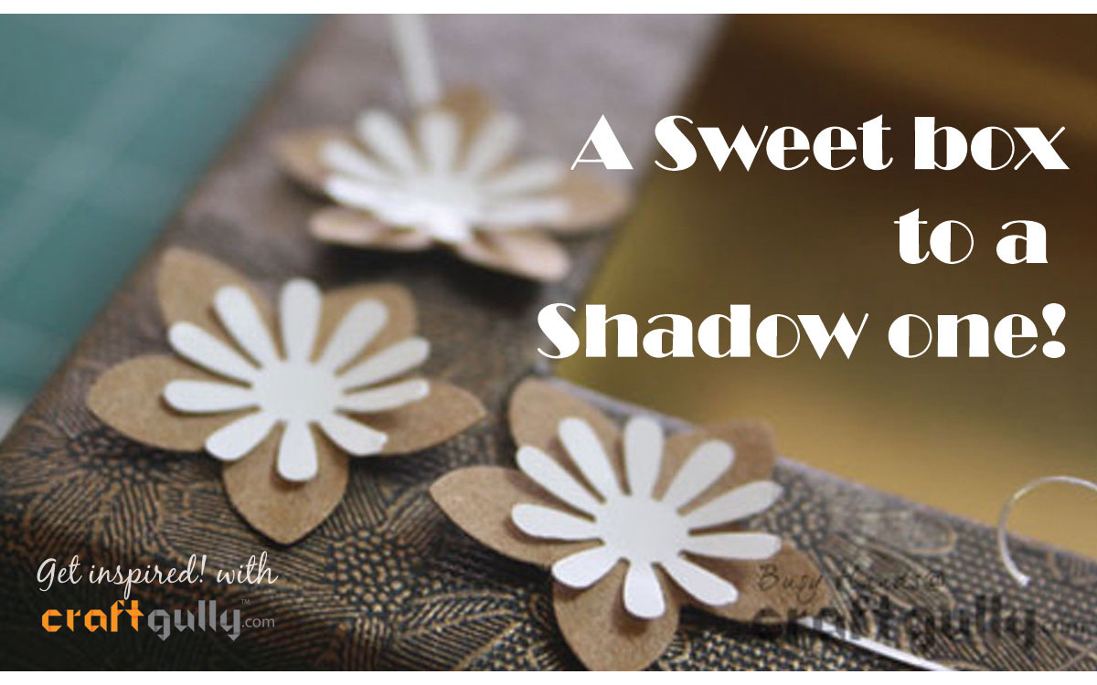 Make Your Own Shadow Box!