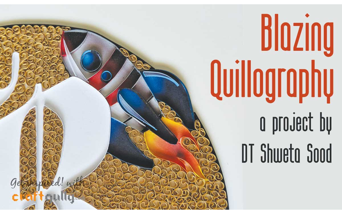 Blazing Quillography