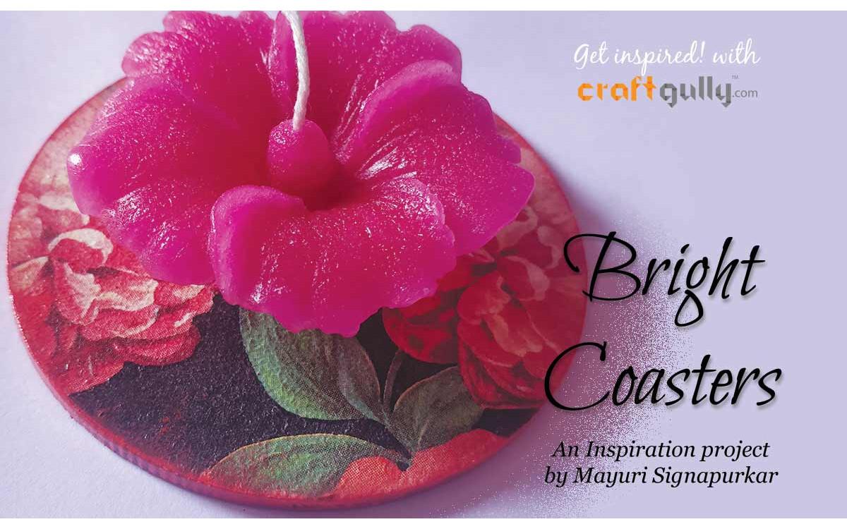 Bright Coasters