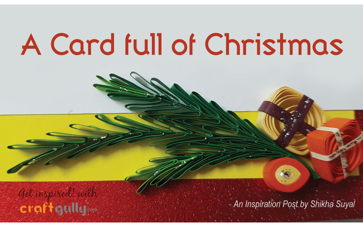 A Card Full Of Christmas