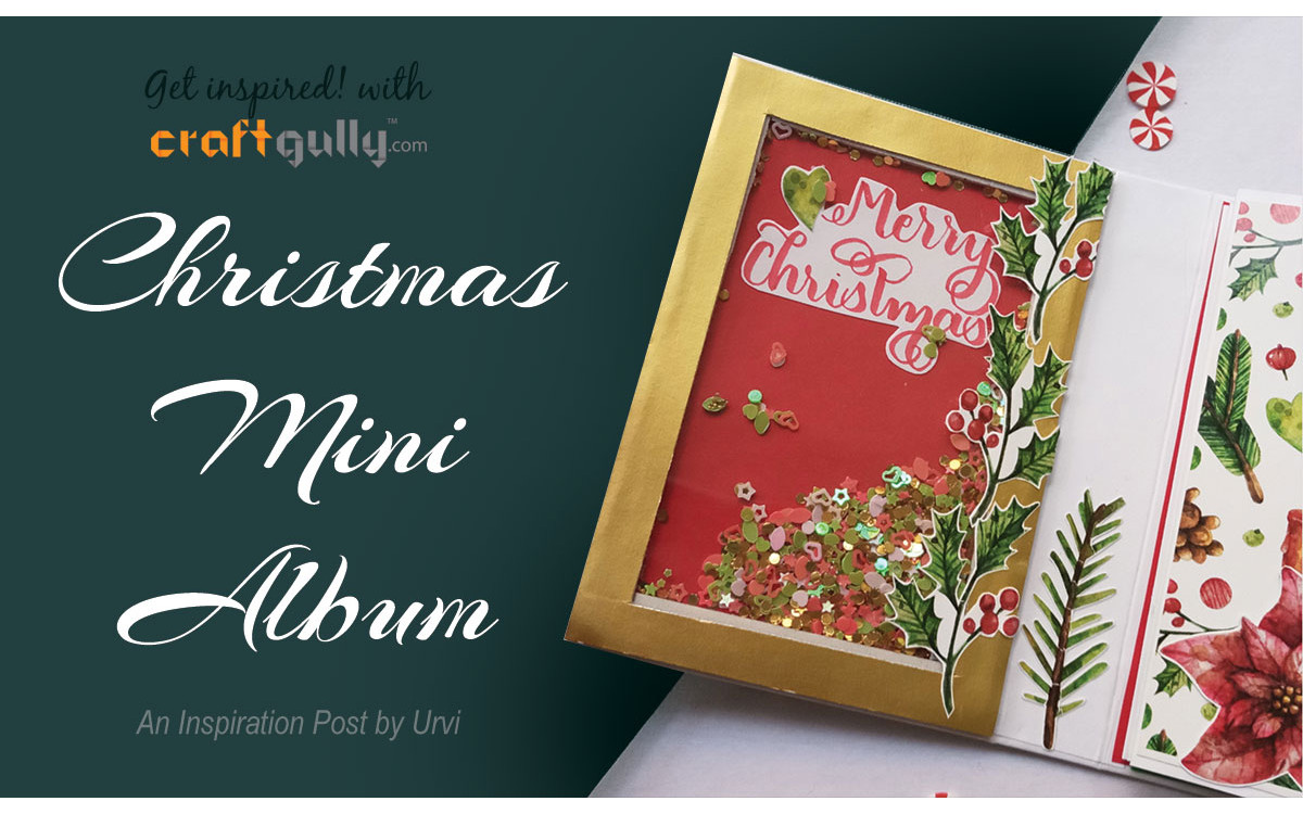 Christmas Mini Album