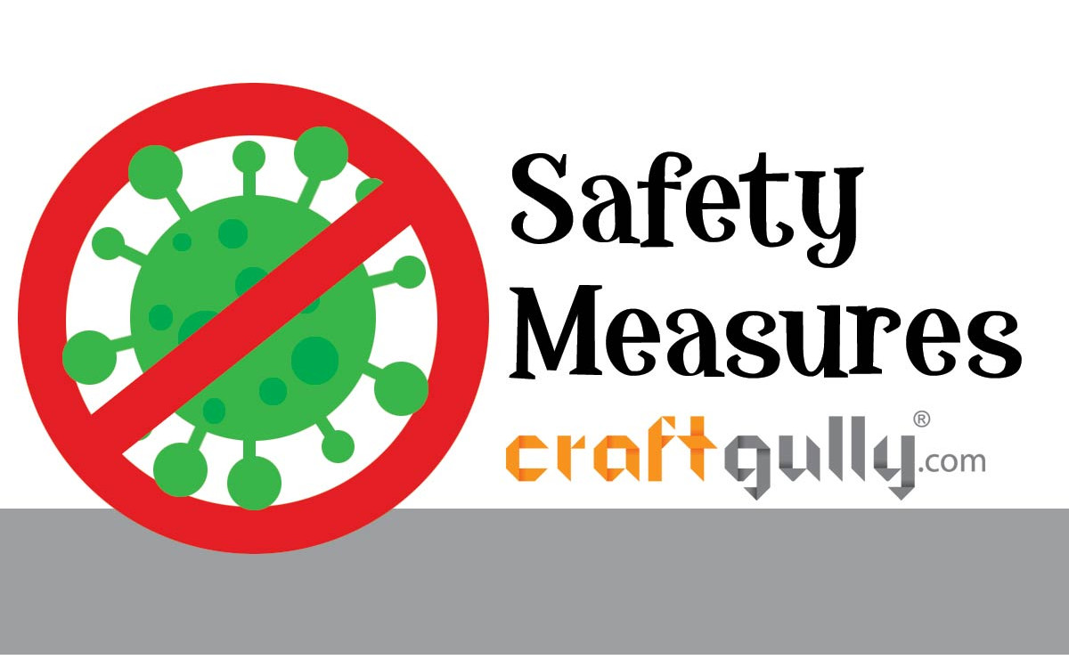 Safety Measures At CraftGully