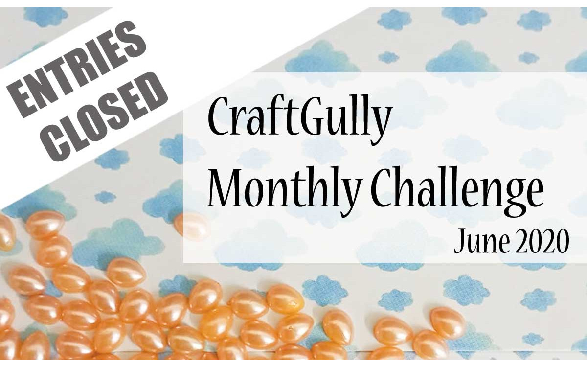 CraftGully Monthly Challenge - June 2020