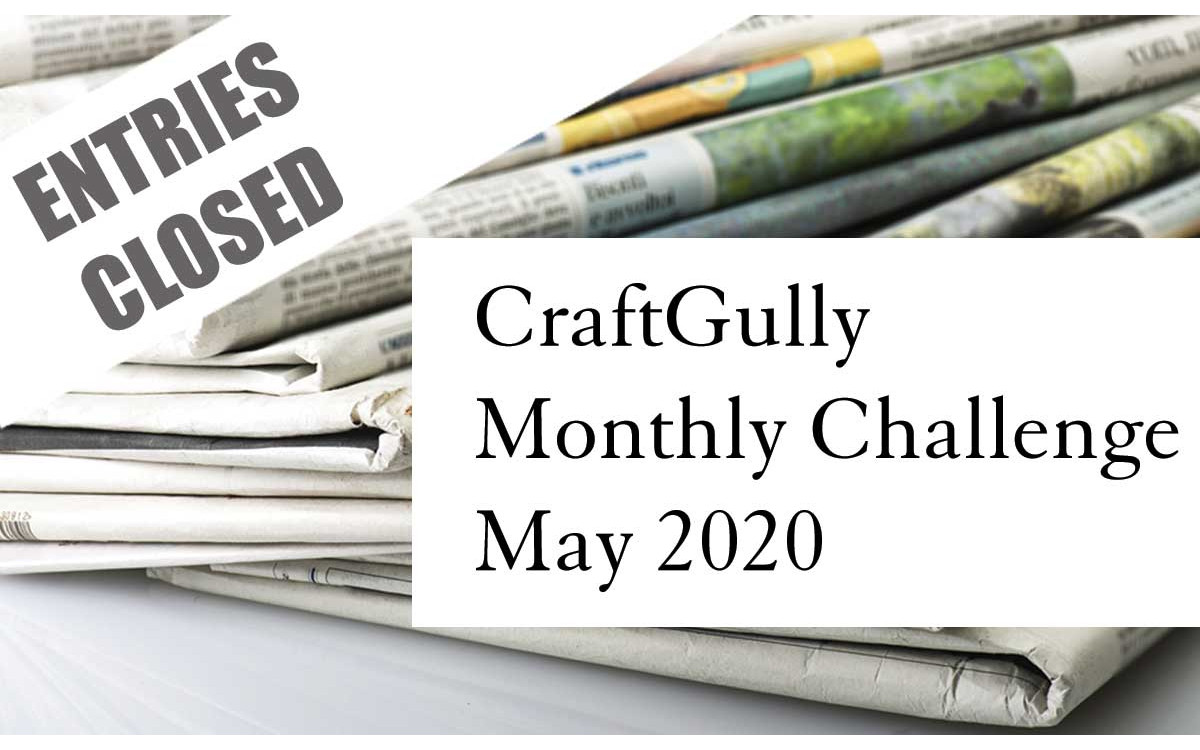 CraftGully Monthly Challenge - May 2020