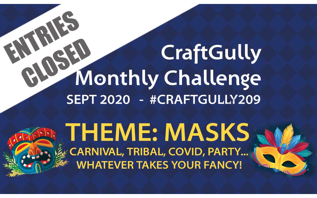 CraftGully Monthly Challenge - September 2020