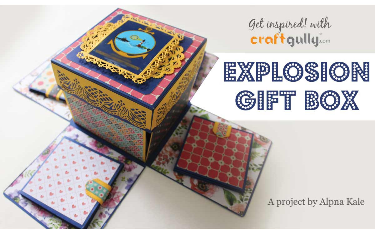 Explosion Gift Box