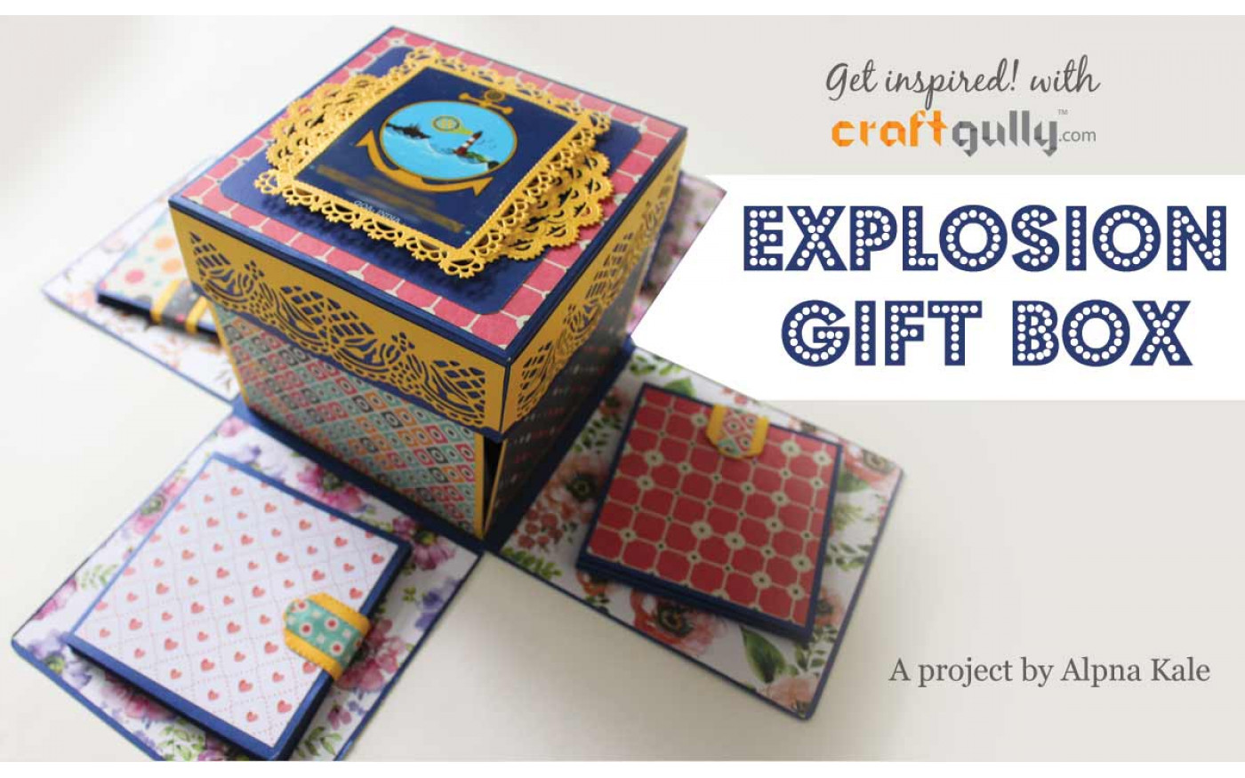Tales of You /& Me Explosion Box