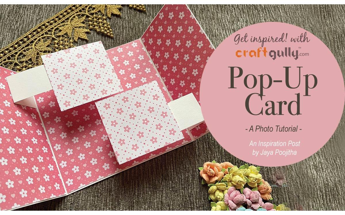 Floating Pop Up Card