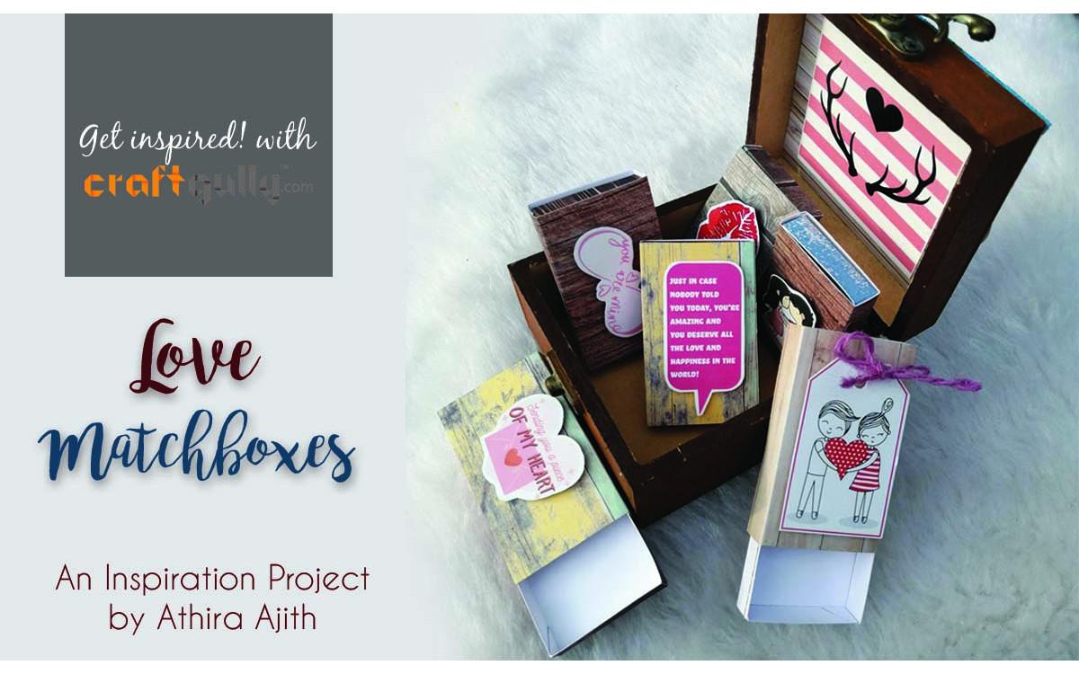 Love Matchboxes