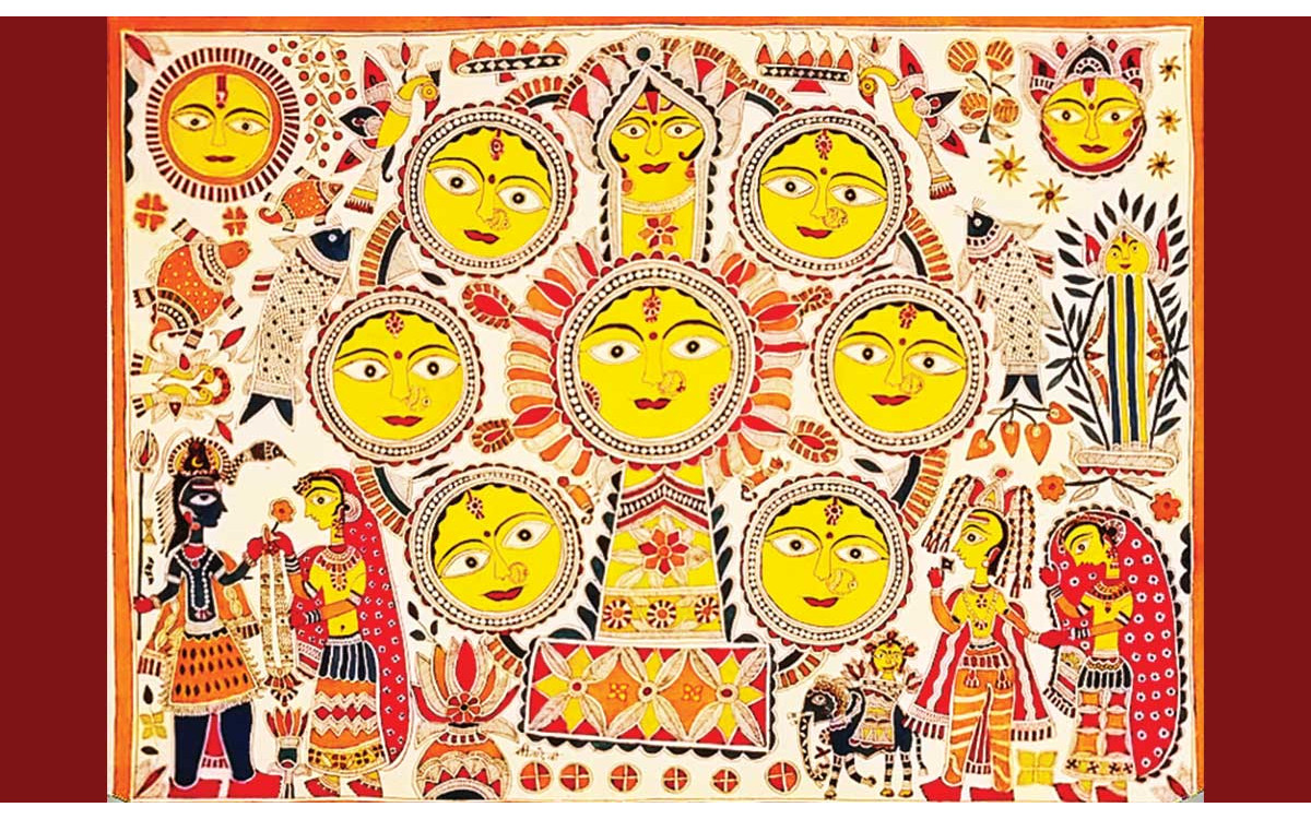 What Is Madhubani Art