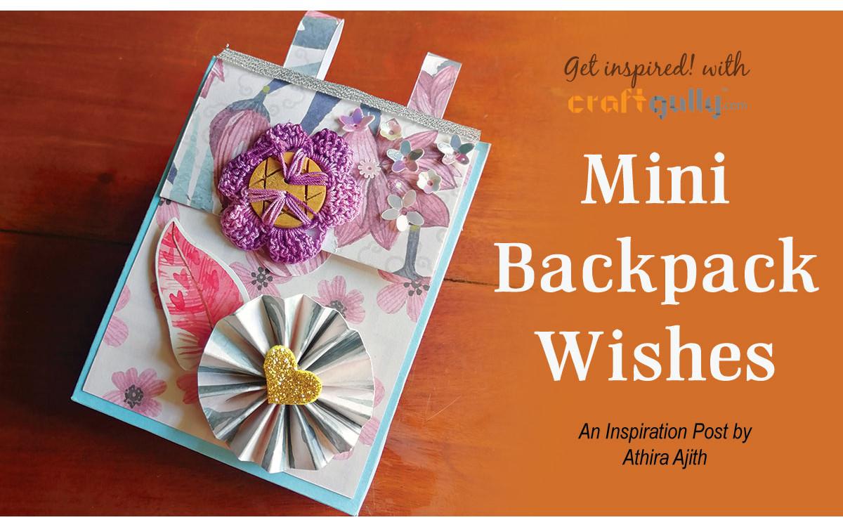 Mini Backpack Wishes