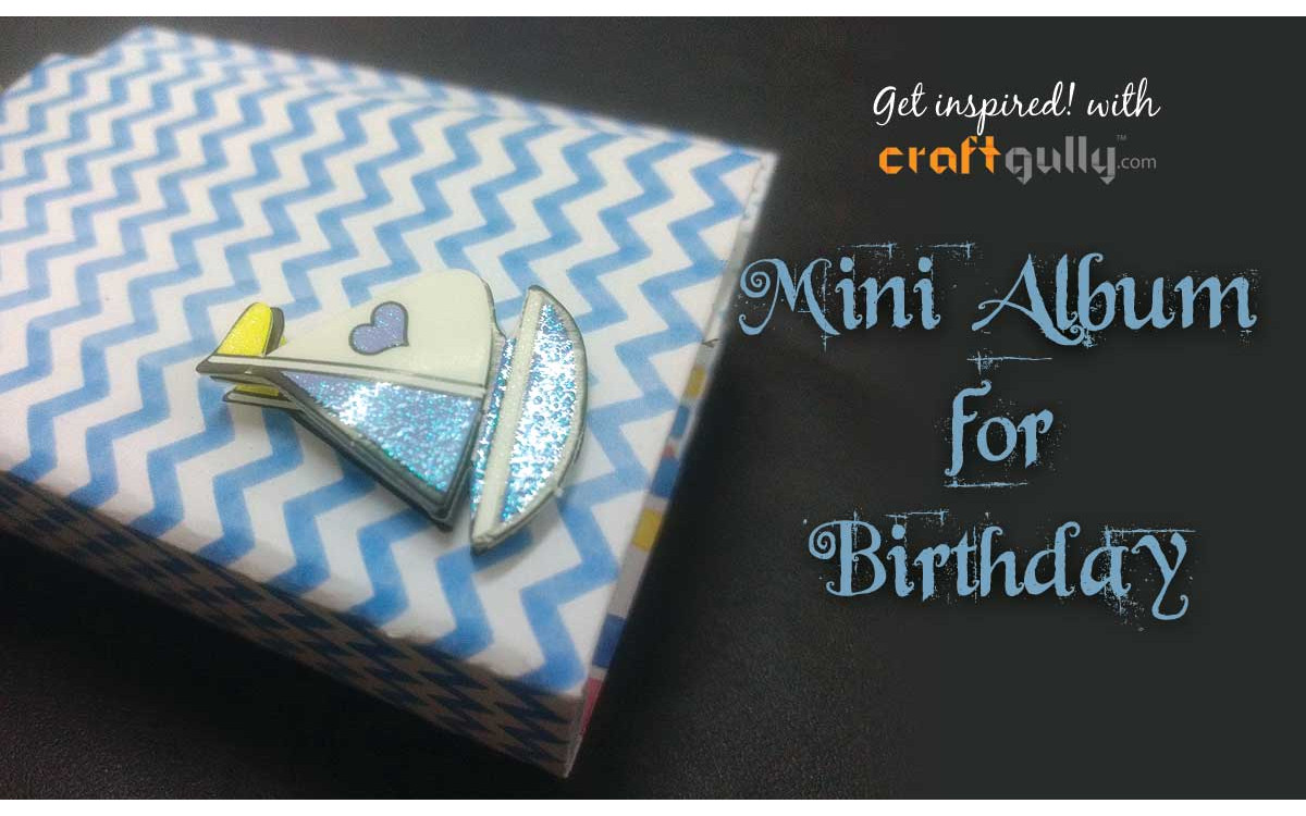 Mini Birthday Album - A Video Showcase