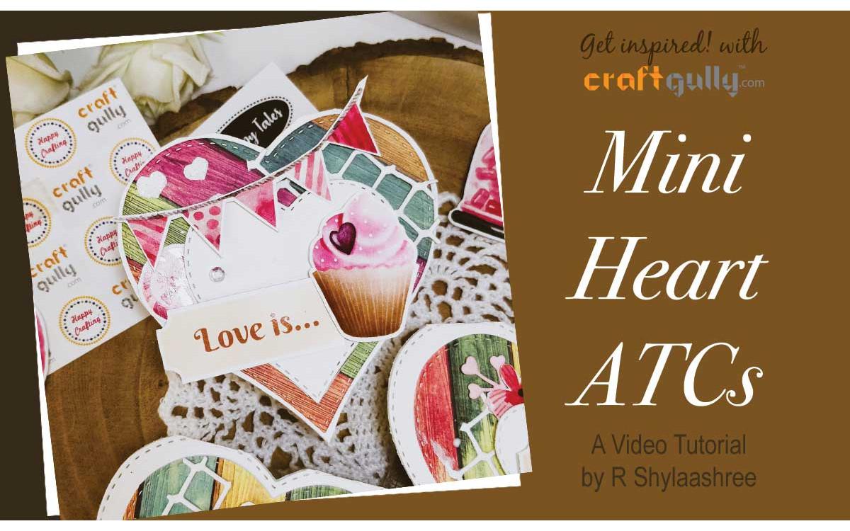Mini Heart ATCs