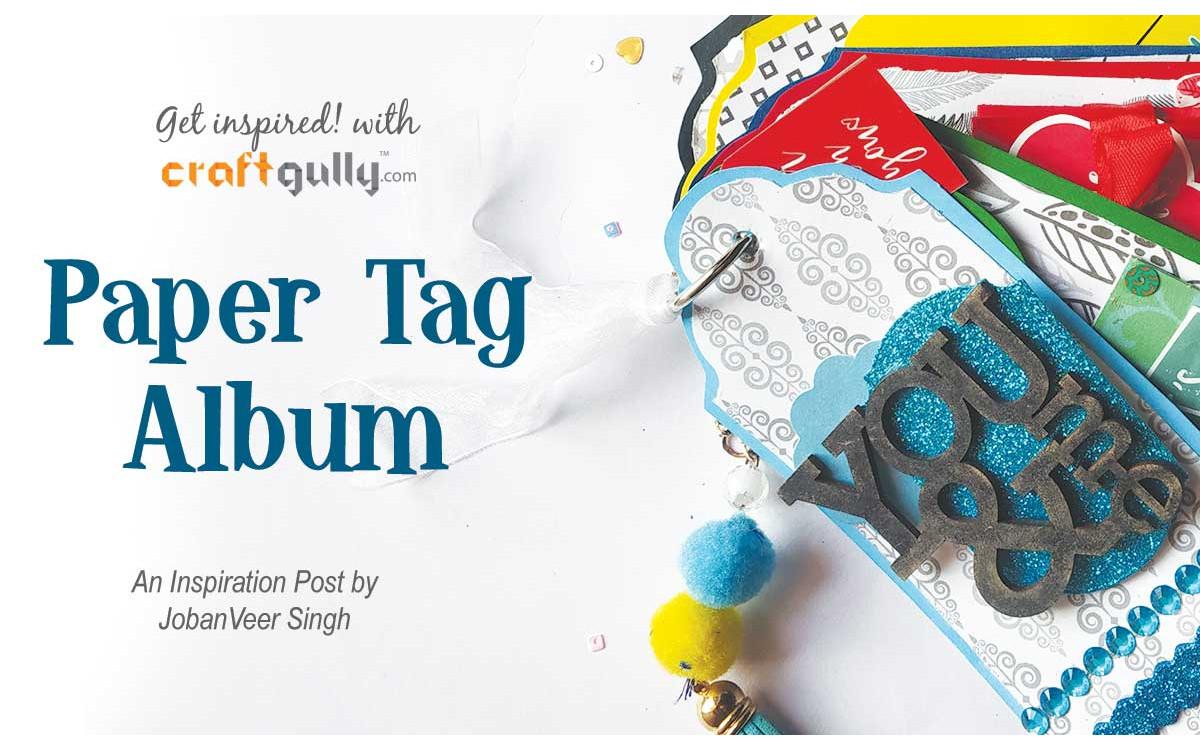 Paper Tag Album
