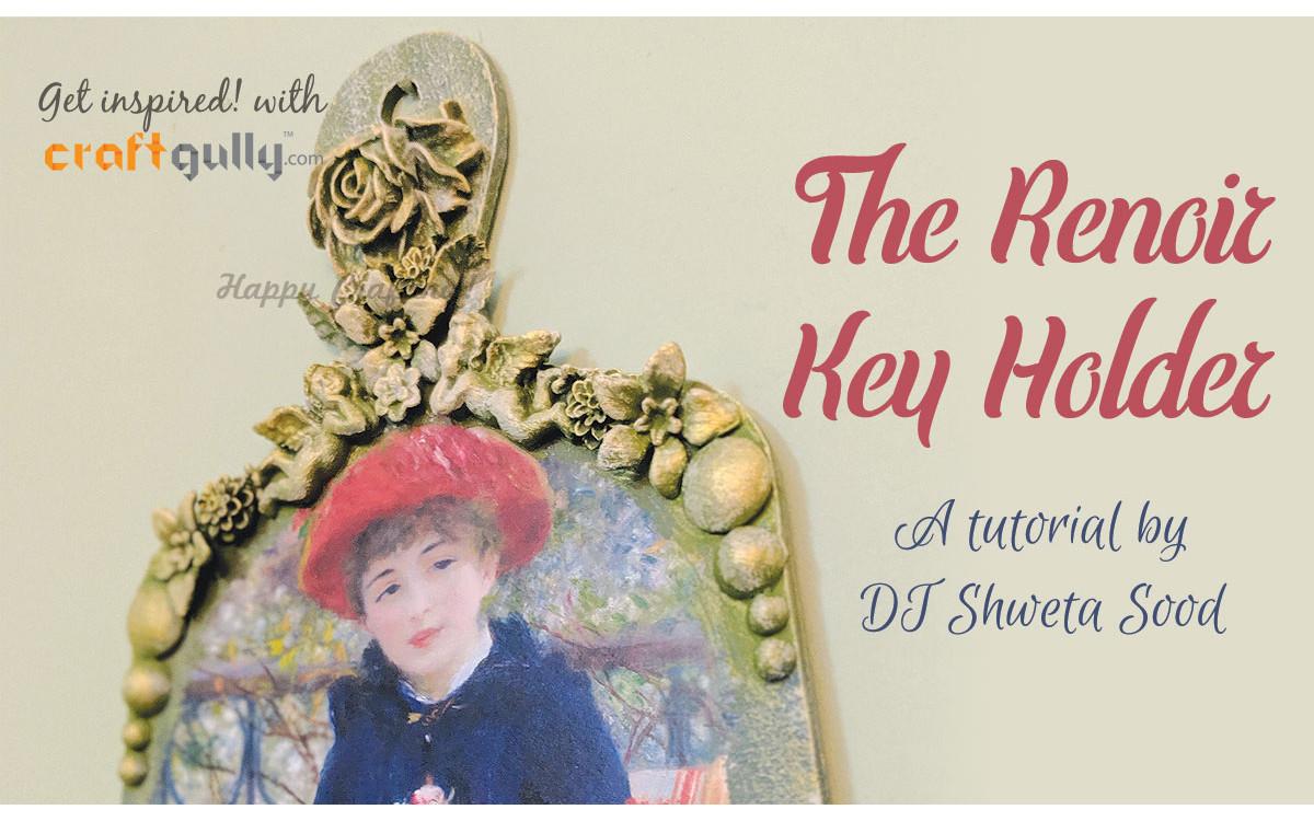 The Renoir Key Holder