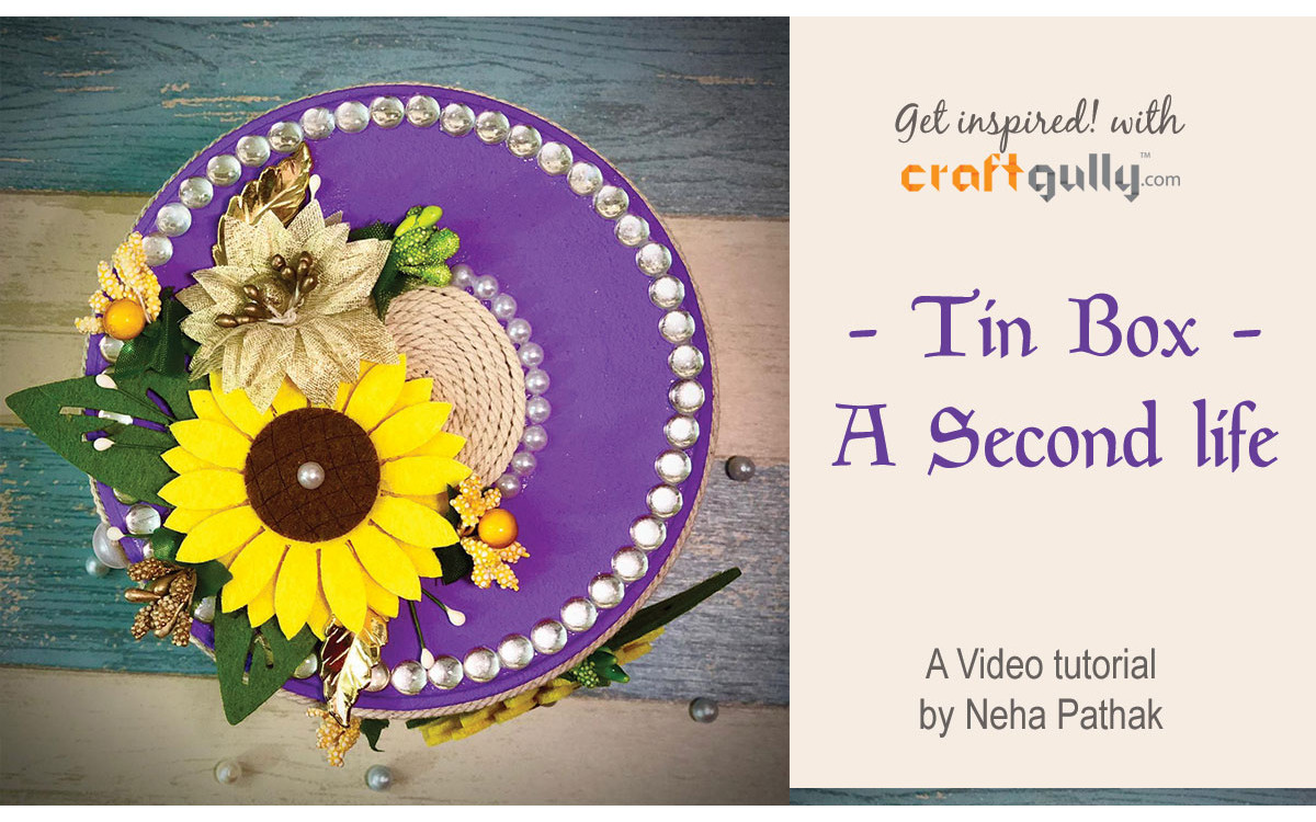 Tin Box - A Second Life