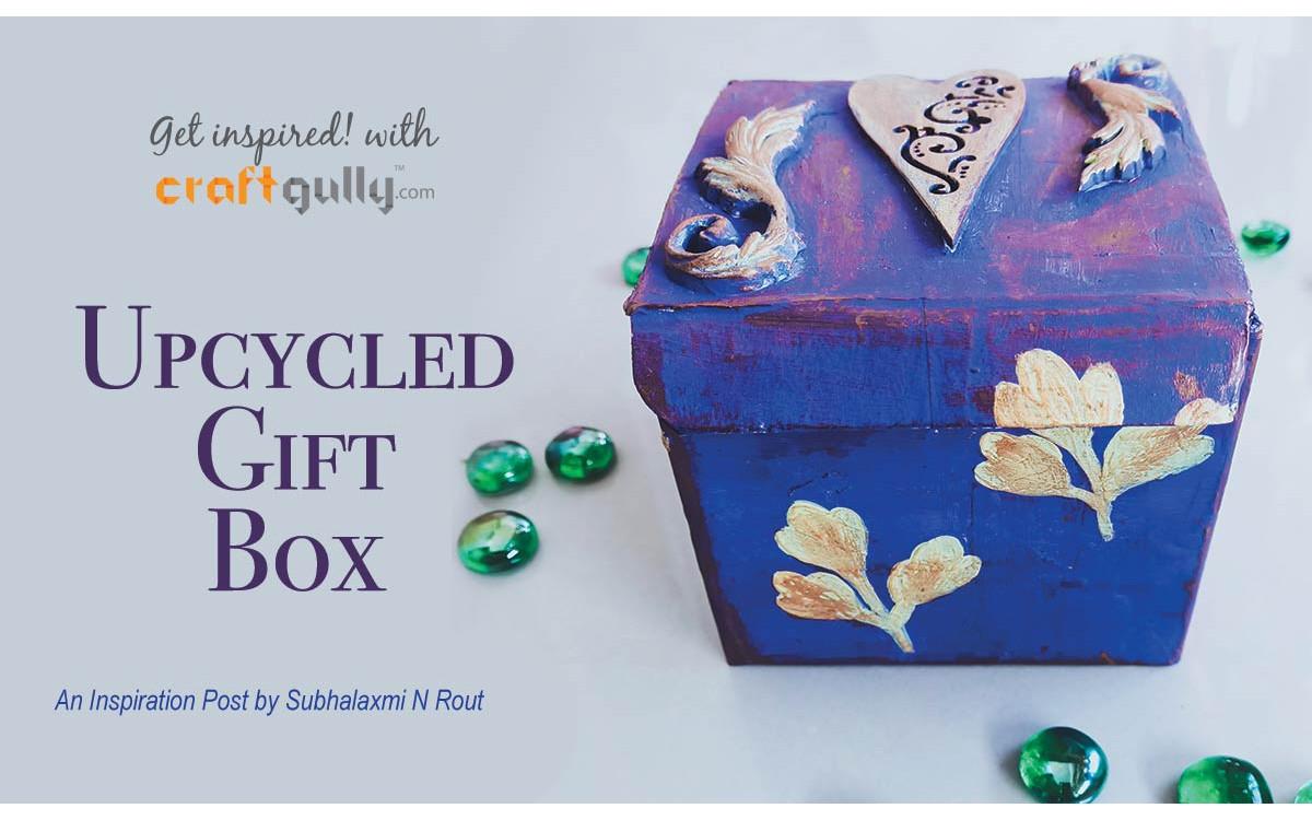 Upcycled Gift Box