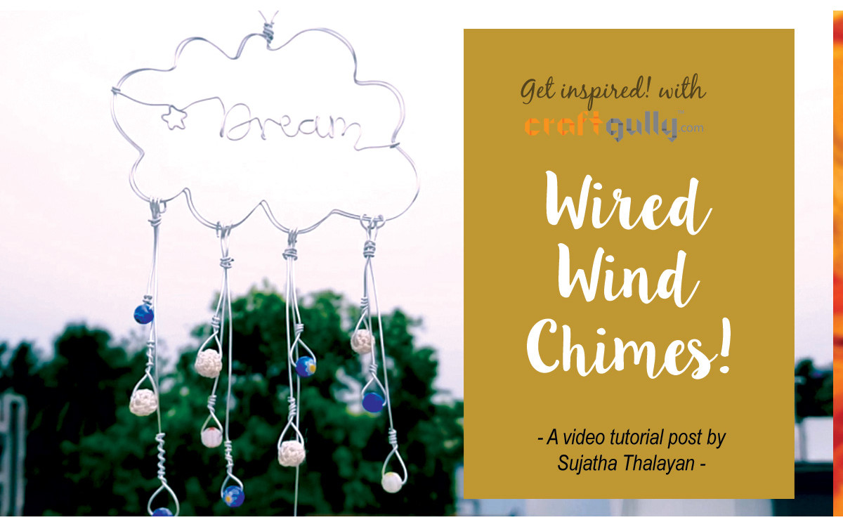 Wired Wind Chimes