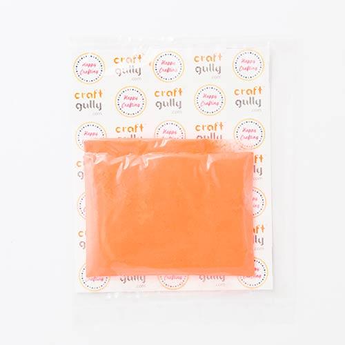 Candle Colors - Fluorescent - Orange - 10gms