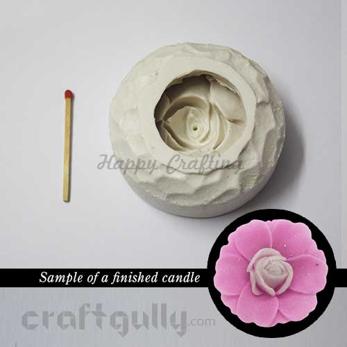 Candle Mould - Floating - Flora #3