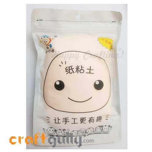 Paper Clay - Peach - 75gms
