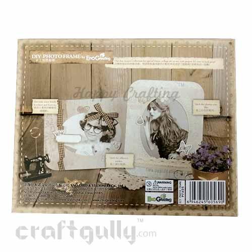 DIY Photo Frame Kit