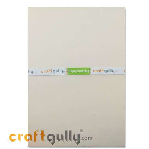Mounting Board A4 - 1.5mm Cream - Pack of 1