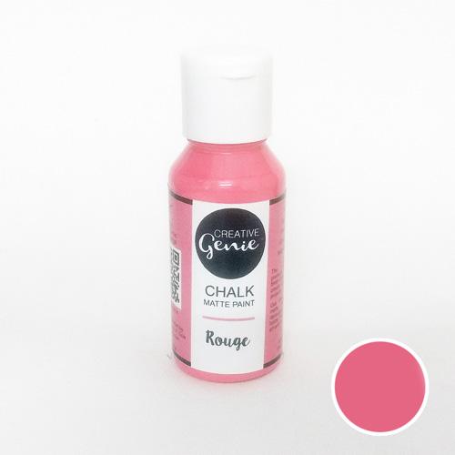 Chalk Paints - Rouge - 60ml