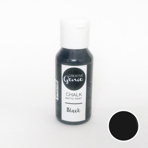 Chalk Paints - Black - 60ml