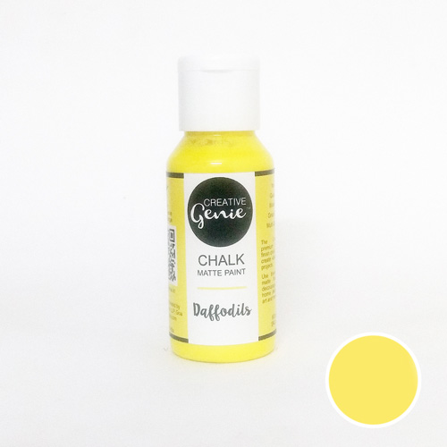 Chalk Paints - Daffodils - 60ml