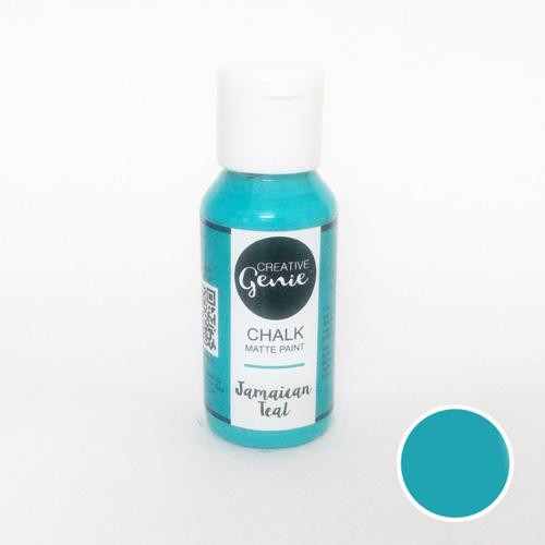 Chalk Paints - Jamaican Teal - 60ml