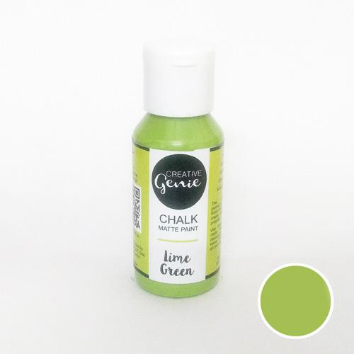 Chalk Paints - Lime Green - 60ml