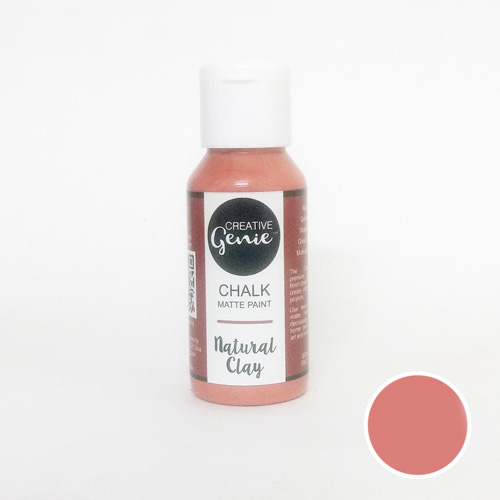 Chalk Paints - Natural Clay - 60ml