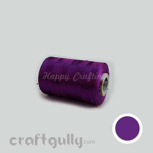 Faux Silk Thread - Purple Family - Shade 230D