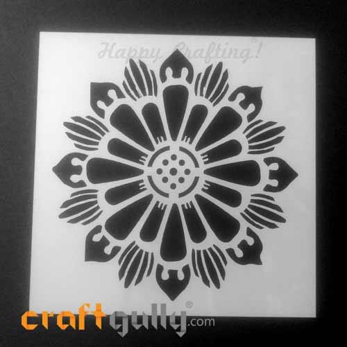 Stencils 150mm - Mandala #5