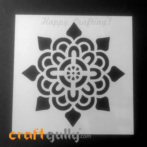 Stencils 150mm - Mandala #6