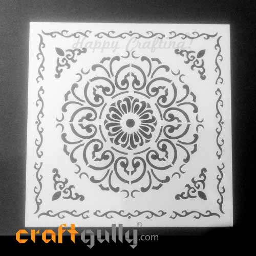 Stencils 150mm - Tiles #9