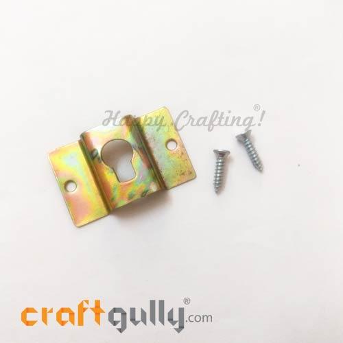 Hardware - Keyhole Hanger - Pack of 4