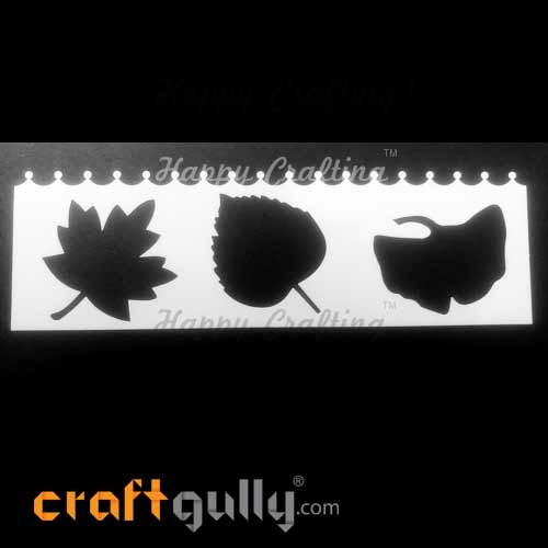 Stencils 185mm - Leaves #3