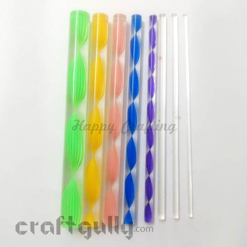 Tools - Dot Painting Sticks - Set Of 8