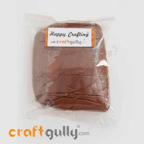 Natural Clay - Red - 250gms